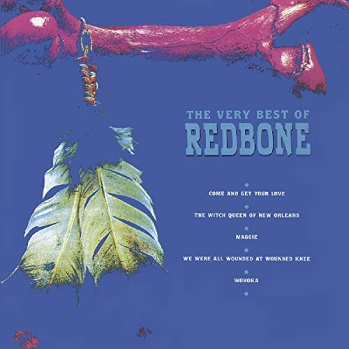 cd : redbone - very best of (holland - import)