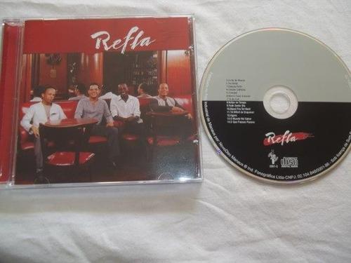 cd - refla - samba