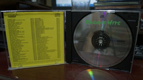 cd reggae hits volume four