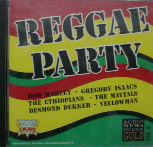 cd   reggae party     -   frete gratis