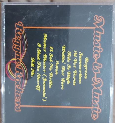 cd reggae rockers