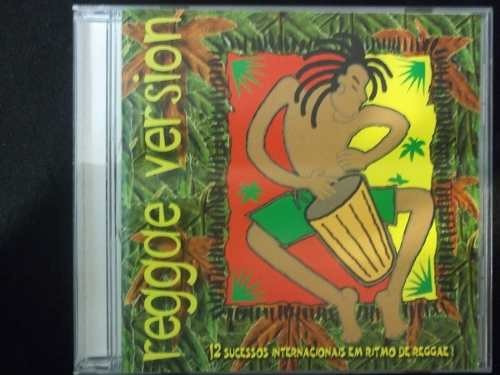 cd  reggae version flash anos 80 e 90  -  b228