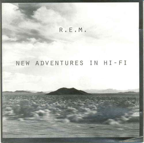 cd r.e.m - new adventures in hi - fi