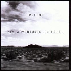 cd r.e.m. new adventures in hi- fi - usado***