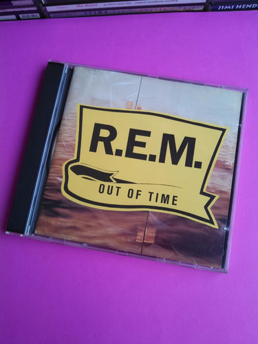 cd  r.e.m - out of time