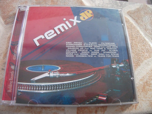 cd - remix jp dance music 2007