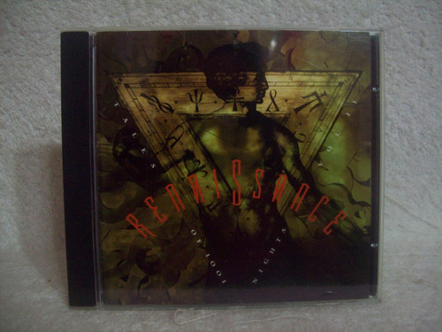 cd renaissance- tales of 1001 nights- volume 2- importado