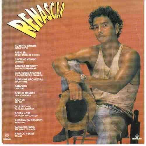 cd - renascer: 1993