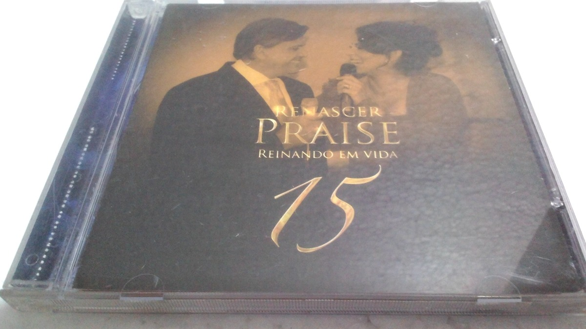 cd do renascer praise vol.15