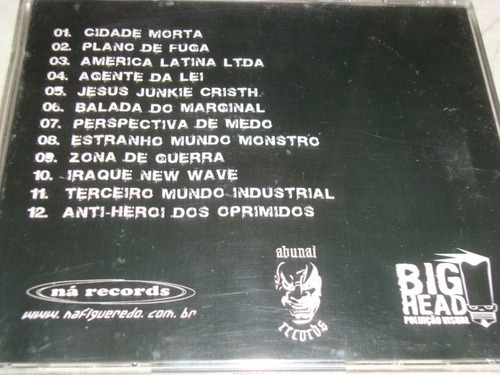 cd - rennegados - acumulando raiva desmedida - usado