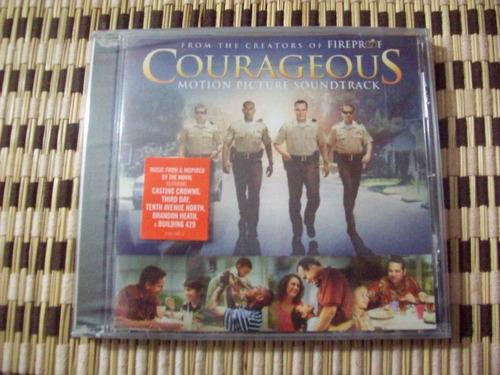 cd reto de valientes courageous banda sonora