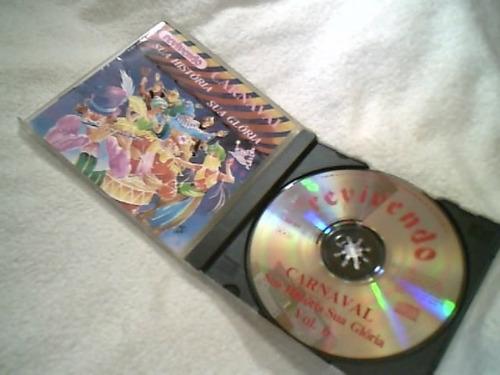 cd  ( revivendo - carnaval  ! sua história ,  sua glória )