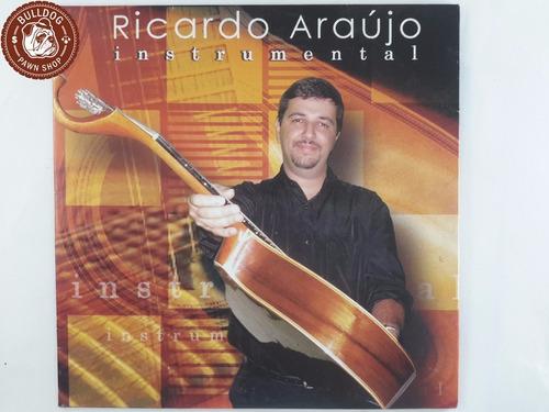 cd ricardo araujo instrumental - c2