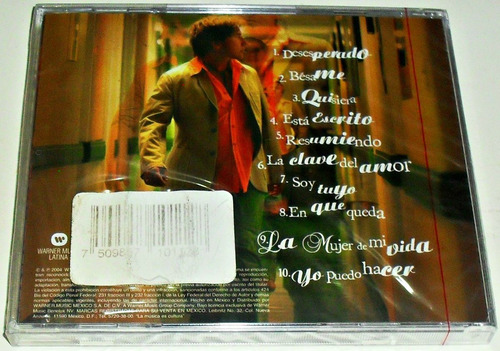 cd ricardo montaner con london metropolitan orchestra vol 2