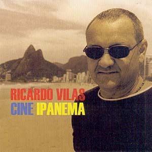 cd ricardo vilas - cine ipanema (parceiro de teca calazans)