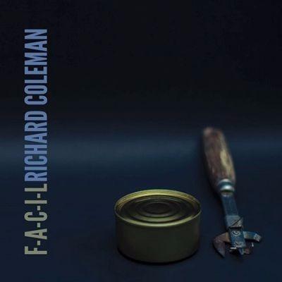 cd richard coleman facil cd nuevo original en stock