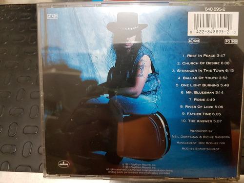 cd richie sambora - stranger in this town (1991) usa raro
