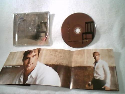 cd ( rick martin )  sound loaded  -  2000  -  (impecável)