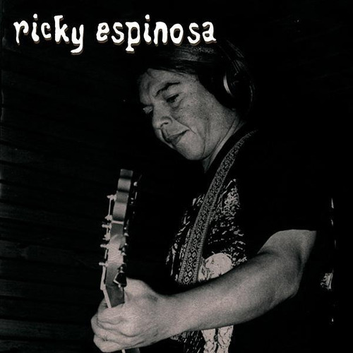 cd ricky espinosa  tributo a sin ley/ embajada (2016)