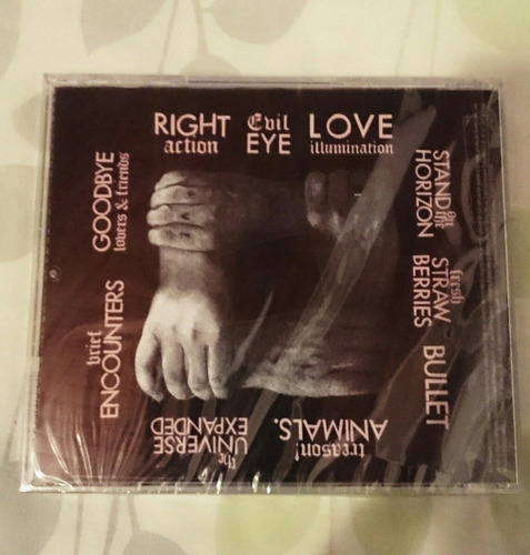 cd right thoughts right words right action franz ferdinand