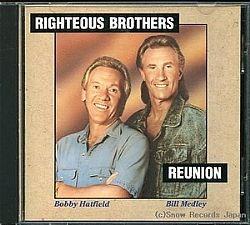 cd righteous brothers - reunion (usado/otimo)