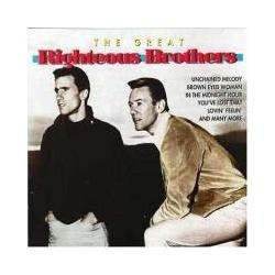 cd righteous brothers - the great