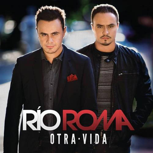cd - rio roma - otra vida -cd + dvd