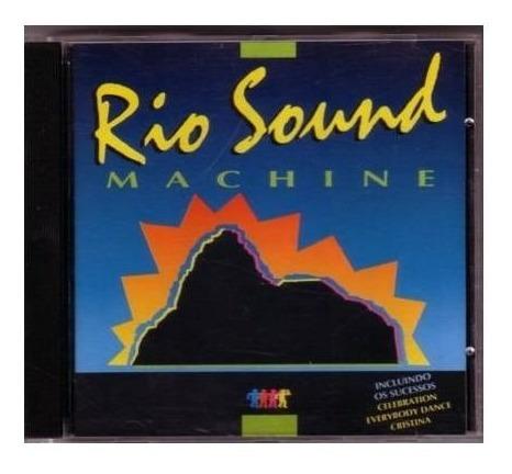 cd    rio sound machine    -  284b17