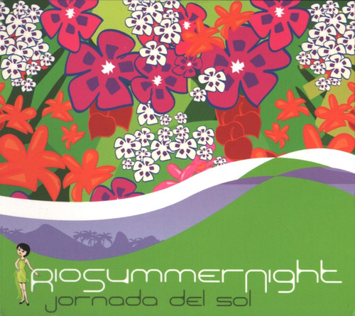 cd-rio summer night-jornada del sol-digipack-lacrado de fabr