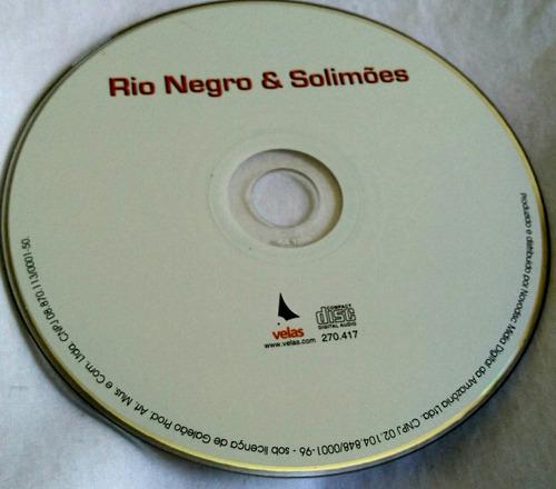 cd rionegro e solimões (2008) hbs