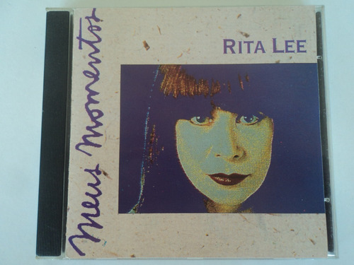 cd-rita lee:meus momentos-rock pop:original