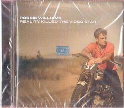 cd robbie williams - reality killed the video (novo-lacrado)