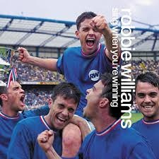 cd robbie williams sing when you're winning (cd+dvd)