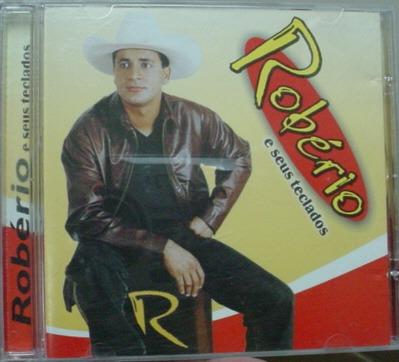 cd  roberio  e  seus teclados   -  volta amor -  b141
