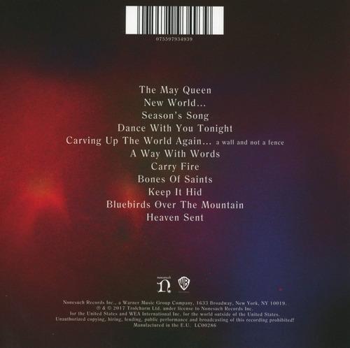 cd : robert plant - carry fire (cd)