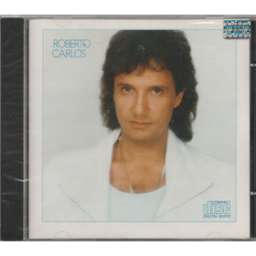 Cd Roberto Carlos - 1987 - O Careta Chutando Lata - Lacrado