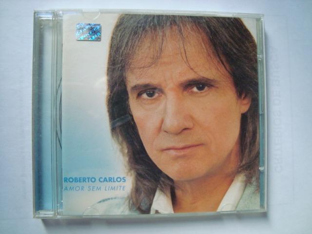 Amor Sem Limite - Roberto Carlos | Shazam