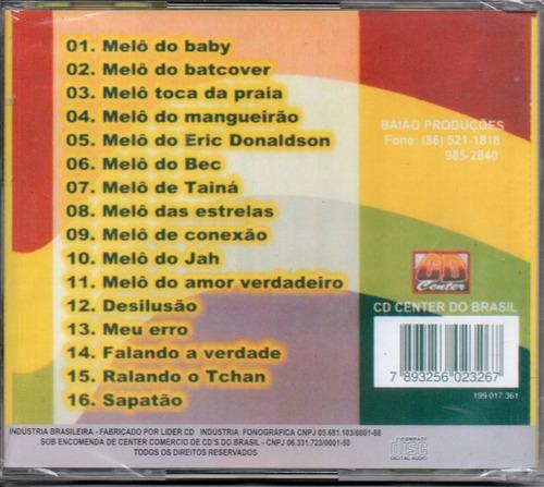 cd roberto e banda - o melhor do reggae nordestino