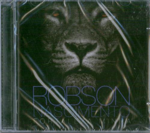cd robson nascimento - fortaleza minha [original]