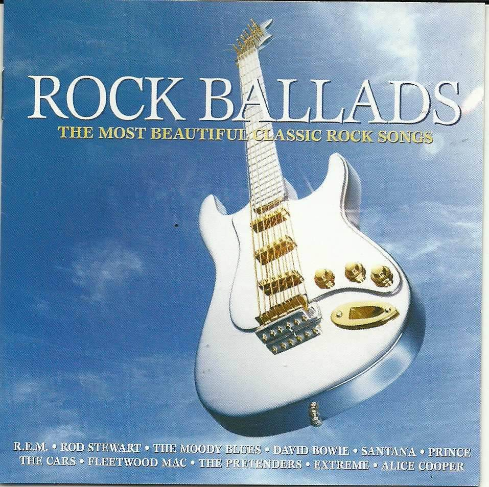 cd rock ballads duplo