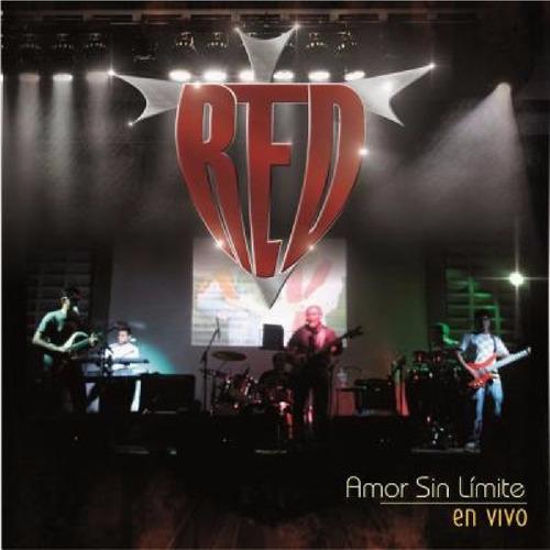 cd rock cristiana amor sin limite red, raul urbina (live)