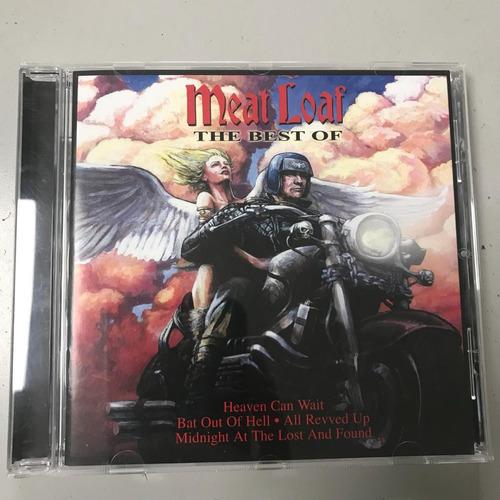 cd rock metal the best of meat loaf meatloaf 2003 emi gold