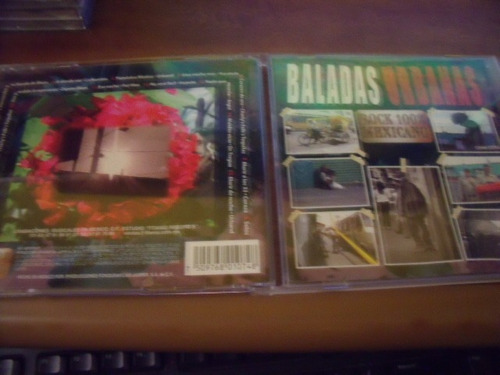 cd rock mexicano baladas urbanas,
