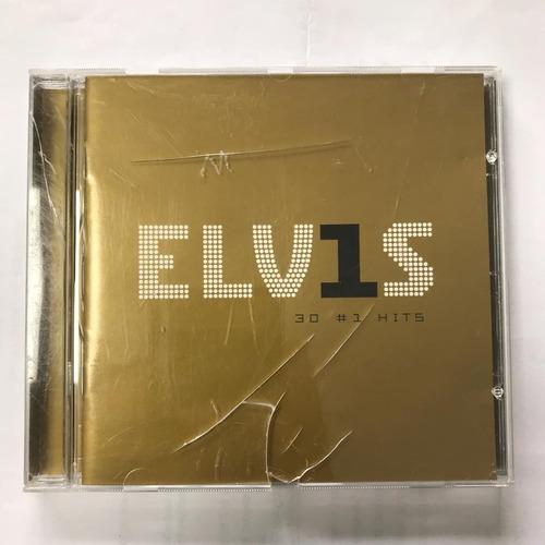 cd rock & roll elvis presley 30 exitos #1 rca bmg 2002