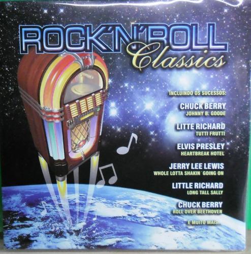 cd rock`n roll classics original lacrado pop rock