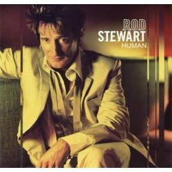 cd rod stewart - human