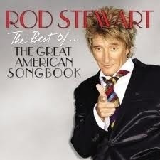 cd rod stewart - the best of the great american songbook