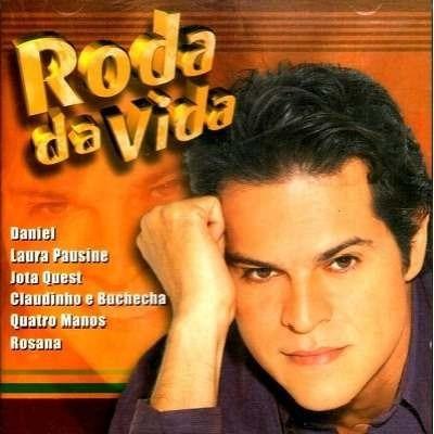 cd / roda da vida - trilha nacional da novela