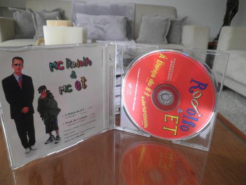 cd rodolfo & et a dança do et funk da cozinha
