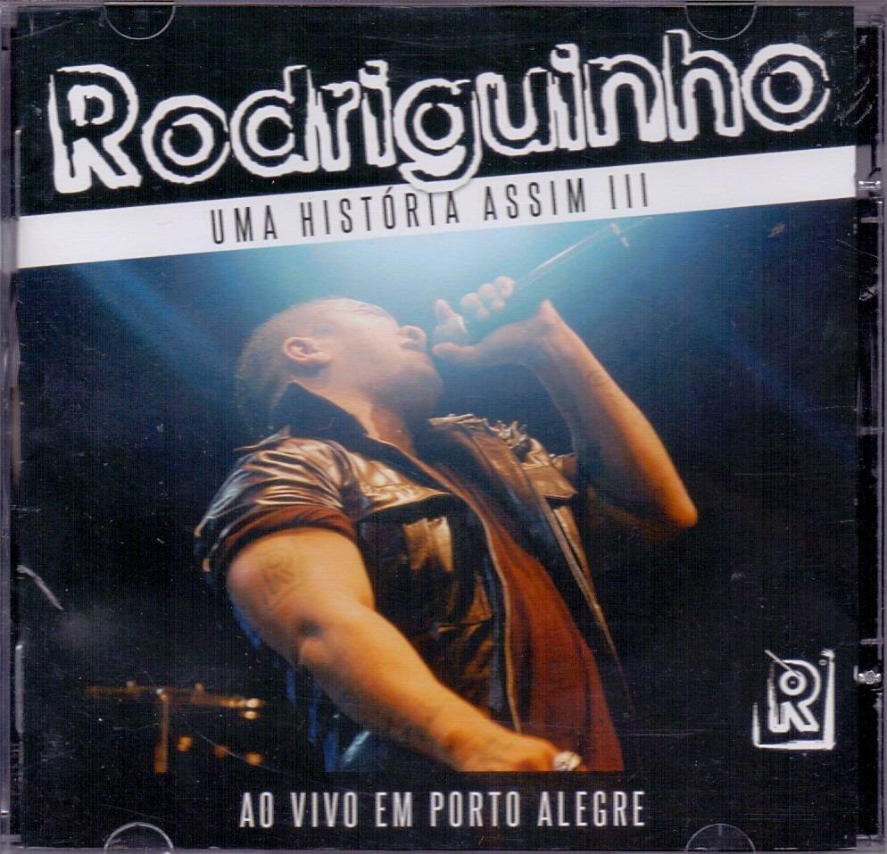 novo cd do rodriguinho 2012